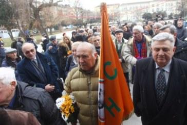 Десетки изпратиха вицепрезидента Тодор Кавалджиев