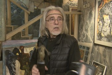 Обраха скулптури на Ставри Калинов