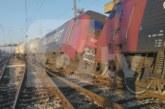 Дерайлиралият влак бил с вагони пропан-бутан