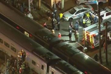 Трима загинали и 9 ранени при катастрофа на влак и кола
