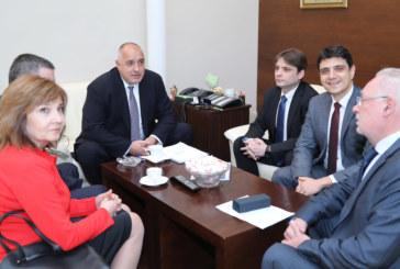 Среща на министър-председателя Борисов с представители на бизнеса
