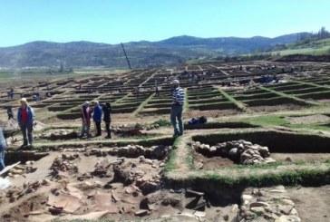 """Готов е проектът за преместване на археологическите ценности, открити на магистрала """"Струма"""""""
