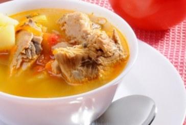 Рибена супа от хек