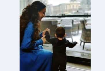 Синът на Мария Илиева посрещна рожден ден без баща си, певицата не страда, че го гледа сама