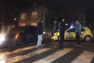 Нова катастрофа с такси в Благоевград