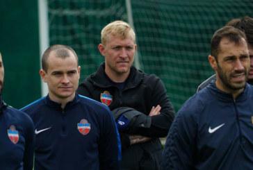 Орлето П. Занев игра само едно полувреме за равенство със сърби