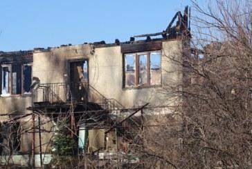 Пожар изпепели къща в Мурсалево