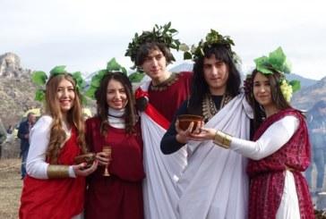 Боговете на виното благословиха лозята на Илинденци