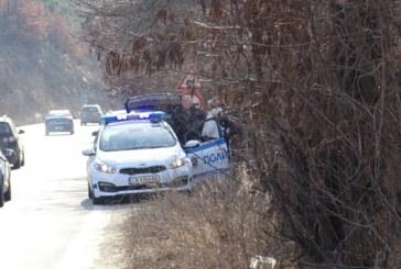 Катастрофа на пътя Банско – Симитли, жена ранена