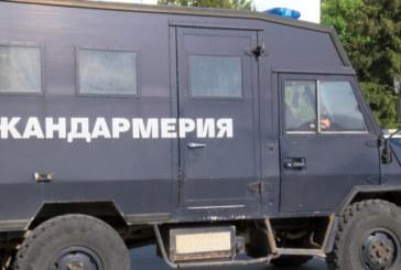 443 проверени при акция на жандармерията в Югозапада