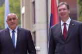 """Президентът на Сърбия Александър Вучич ще удостои премиера Бойко Борисов с  """"Орденът на Република Сърбия"""""""