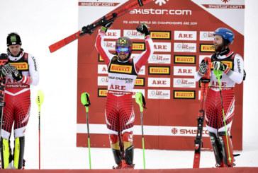 Триумф за Австрия в последния ден на Световното по ски
