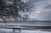 Силен снеговалеж и лошо време парализираха Гърция