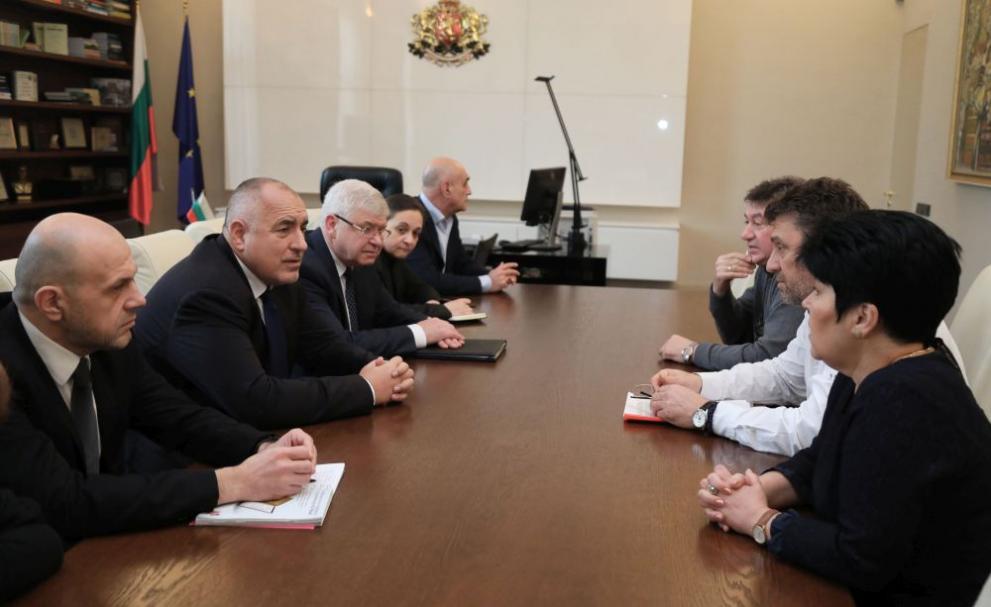 Премиерът Борисов: Болници в мое управление няма да закрия