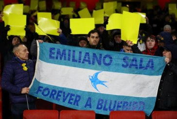 Връщат тялото на  футболиста Емилиано Сала в Аржентина
