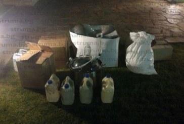 Инсталация за синтетична дрога откриха в къща в Долна Диканя