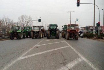 Около 600 трактора блокираха пътища в Гърция, протестират срещу цената на бензина