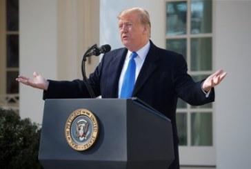 Тръмп обяви извънредно положение