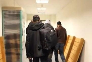 Вижте го! МВР показа видео от задържането на Митьо Очите