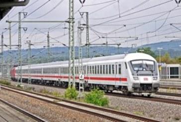 Стотици свалени от високоскоростен влак в Германия заради пистолет