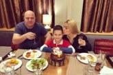 Венета Райкова и Тишо в Банско, празнуват рожден ден на сина си