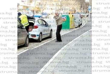 Кардиоложката д-р Анна Сиракова е блъснатата на кръговото кръстовище в Благоевград жена