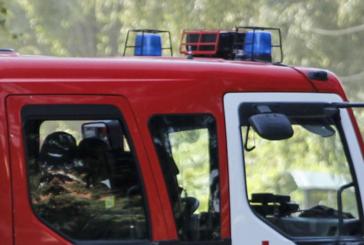 Изгорял автобус затвори пътя Русе – Бяла