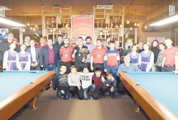 Асът на петричкия билярд Г. Георгиев пропусна дубъл на титлата в Мастърса за 700 евро