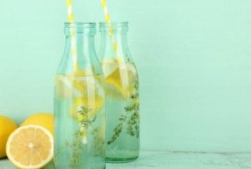 Девет причини да пиете вода с лимон всяка сутрин