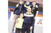 """Атлетите на """"Джордан"""" с каре медали от държавните шампионати"""