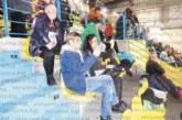 Славното орле К. Герганчев за първи път гледа таекуон-до, филмира победа на сина си Михаил