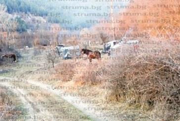 7 мъже живеят в катун посред зима край Благоевград