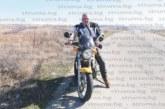 Бившият цигарен шеф и лидер на СДС Димитър Димитров откри рокерския сезон с мотора си по Баларбаши