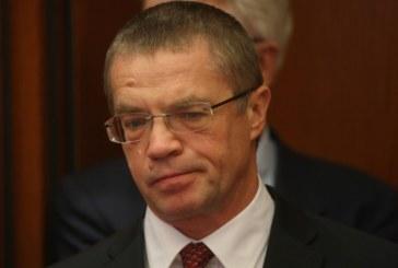 Чистка по върховете на Газпром
