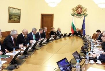 Премиерът събра извънредно Съвета за сигурност