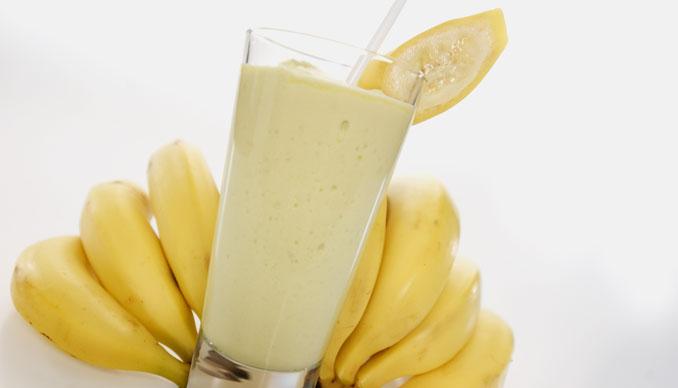 Бананов шейк