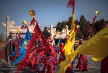 Под знака на Земния глиган! Тази нощ в Китай посрещат Нова година
