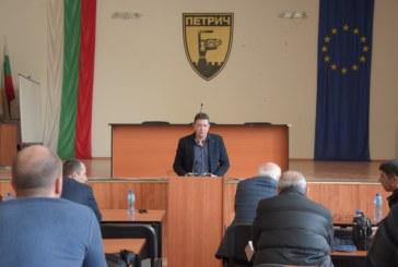 Дончо Атанасов, член на УС на АПИ: Ще извършим всичко, за да гарантираме безопасното преминаване по моста край с. Рибник