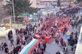 В Петрич: Хиляди се включиха в шествие в памет на Апостола