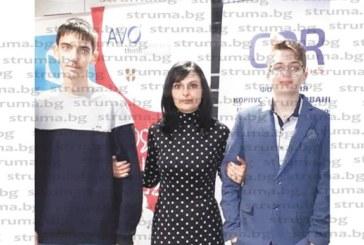 Ученици на Профилираната гимназия в Петрич с национални награди от състезание по английски език