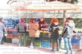 Руснаци окупираха пазара в Сандански, сергията със саламурена сланина на Ст. Илиев от Лиляново се радваше на най-много клиенти
