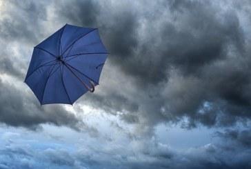 Времето: Облаци и вятър