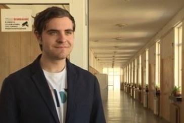 Ученик на Езиковата в Благоевград прави бизнес докато учи