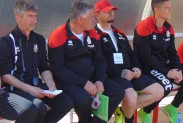 """Първи сериозен тест за треньорския тандем на """"Беласица"""""""