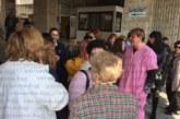 50 медицински сестри протестираха в Благоевград /снимки/
