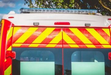 Девет души са ранени в катастрофа, момиче е с опасност за живота