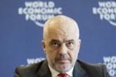 Албанският премиер приет спешно в болница
