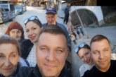 Христо Калоферов запозна мацка с родителите! Звездата на Нова тв ги заведе в Бачковския манастир