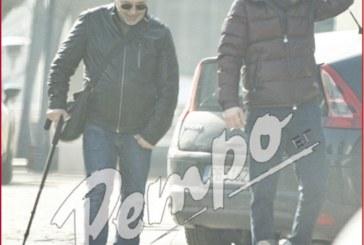 Веселин Плачков вози чужда жена в BMW за 50 бона