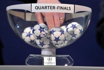 Ясни са четвъртфиналистите в Шампионската лига